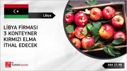 Apple importing request Libya