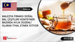 Honey buying inquiry – Malaysia