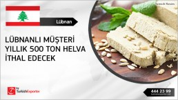 Halva import to Lebanon