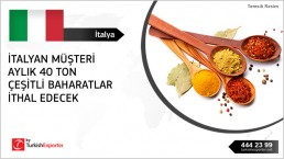 Italy – spices to import