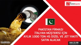Diesel and JET fuels importing – Pakistan