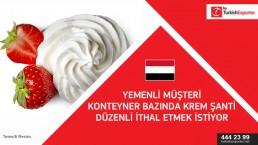 Enquiry – Whipped cream – contact me on WhatsApp – Yemen