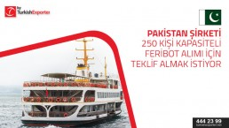 We are interested to buy brand new Passenger Ferry for 250 – 300 people.