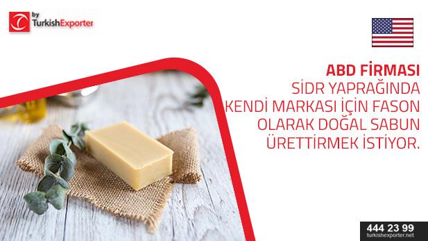 abd-doğal sabun