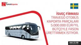 Bus Spare Parts – Sweden request
