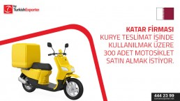 Want to get quotation for delivery motorcycle / Qatar