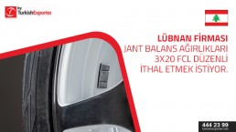 Wheel balancing weight – importing to Lebanon