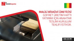 Enquiry for wafer production equipment to import to Mali