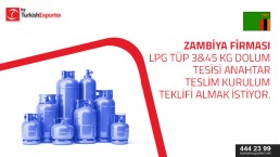 LPG Plant to set up to Zambia